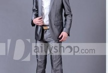 Groom wear / That is a very important day, because you are a groom.do not worry  which clothes will you choose. / by Dailyshop Wardrobe