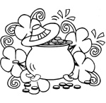 Coloring Pages- St Patrick's Day