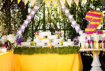 Party Ideas / by Melissa Hawkins