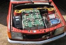 electric conversion