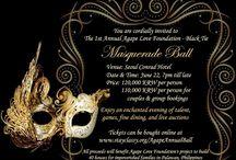 Mums Masquerade Party