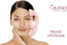 """Liftsome / Progettato come più di un semplice trattamento """"lifting"""", gli atti viso Liftosome per ridefinire i tratti del viso. Doppia azione di Liftosome leviga e rassoda la pelle.  I vantaggi  - Aiuta a stringere la pelle  - Tonifica e migliora la grana della pelle  - Migliora l'aspetto della pelle opaca e stanca  - idrata  - Illumina la pelle"""