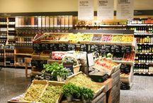 supermercados. .