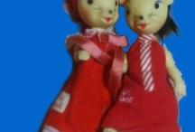 Vintage toys / Toys  / by Barbara Morrison