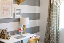 Stripe wall