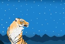 My illustration for children / Children's illustration, illustration, digital art
