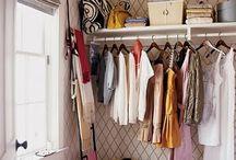 Closet / by Maria Bretz