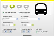 i2space provides Bus Booking Engine at low cost