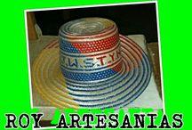 sombreros guajiros personalizados