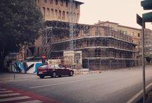 #iononrischio / Alcuni scatti, e articoli dalla campagna nazionale sulla riduzione del rischio sismico 'Io non rischio' a piazza della Costituente, Mirandola (Modena), sabato 28 settembre 2013.