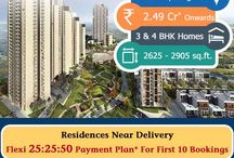 Tata Primanti / Tata Primanti - discover a home where modern architecture merges seamlessly with the natural landscape. These 3, 4 & 5 BHK apartments, penthouse & villas are part of 36 acres residential development locates in sector 72 Gurgaon.