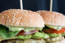 Burgers + Sandwiches