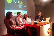 CULTUP / Programa de Apoyo a Emprendedores Españoles en el Exterior impulsado por la Fundación Iberoamericana de las Industrias Culturales y Creativas.