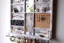 jewelry and make up organizer