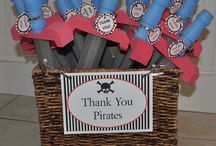 Pirate Party for children Ideas