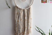 DIY handicraft DREAMCATCHER