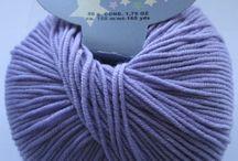 BABY STEL / 100% LANA 150mt. ferri uncinetto 3-4,5 / 100% LAINE 150mt fers-crochet 3-4,5
