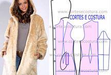casaco c.capuz