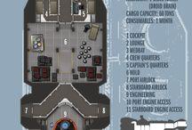 SW RPG Maps