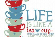 Teapots and tea