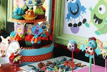 M's 3rd bday party ideas