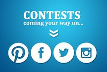 Contest / A contest coming soon. Stay tuned and win exciting prizes!