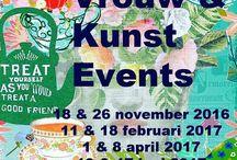 Art / Vrouw & Kunst Events
