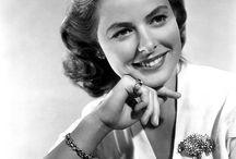 Ingrid Bergman / Actrice suédoise