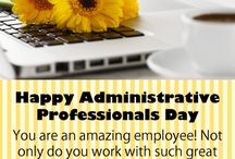 Administrative Professional Day Cards