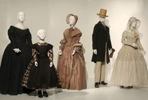 1830's Women's Clothing / by Tami Crandall