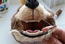 Teddy bear tutorials