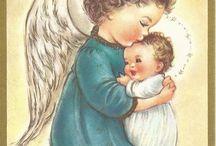 Anygyalok / Nagyon szeretem az angyalokat. Hiszek bennük!