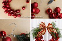 Dekorace Vánoce