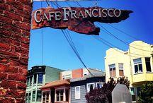 San Francisco Adventures / Favorite San Francisco Coffee Shops / by Diane Harrigan