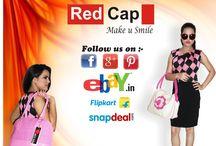 RED CAP / women fashion