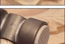 ciocan lemn