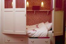 kids bedrooms / mes chambres d'enfants ideales