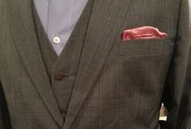 Fashion / All of my favorite suits, god I love suits!