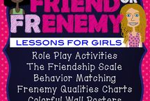 Social / Behavioral Lessons / by Ainsley Karl