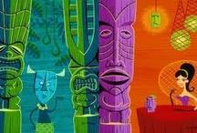 Tiki Culture / by Steven Vanderville