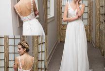 Vestidos de novia Santo Encanto 2018 · Santo Encanto 2018 Advance Bridal Collection / Avance 2018 Santo Encanto vestidos de novia · www.santoencanto.cl