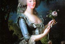 Qu'ils mangent de la brioche! / Marie Antoinettesque, a francais, french revolution / by Denise Lachinski