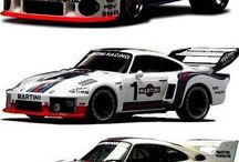 Porsche 935 / Porsche race and sport cars type 935