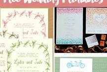 Decor: Wedding Stationary