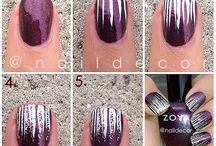 Nails, makeup, hair & beauty