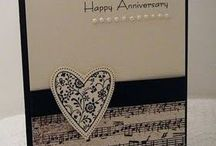 Anniversary cards / Anniversary cards