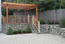 Aquidneck Landworks: Design Build / These are photos of projects that were designed and built in-house