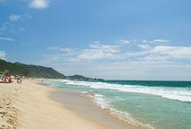 Melhores praias de Floripa e pontos turísticos em Florianópolis