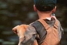 Poika ja koira -ķaverit