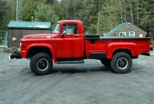 Classic trucks / by John Giza